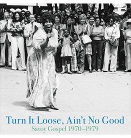 Honest Jon's Various: Turn It Loose, Ain't No Good: Savoy Gospel 1970-1979 LP