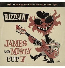 Stag O Lee Various: Buzzsaw Joint: James And Misty - Cut 7 LP