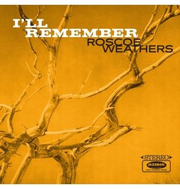 Jazzman Weathers, Roscoe: I'll Remember  LP