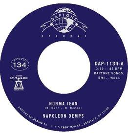 "Daptone Demps, Napoleon: Norma Jean 7"""