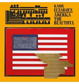 Spiritmuse El'Zabar, Kahil: Kahil El'Zabar's America The Beautiful LP