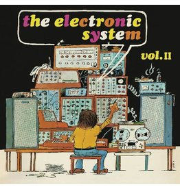 Real Gone Electronic System: Vol. II (Limited Yellow Vinyl Edition) LP
