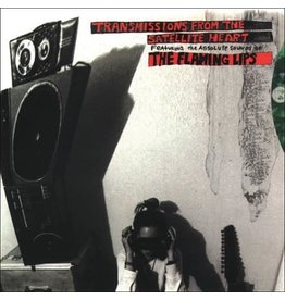 Warner Flaming Lips: Transmissions from the Satellite Heart (grey vinyl) LP