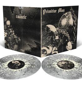Relapse Primitive Man: Caustic (clear/black/bone vinyl) LP