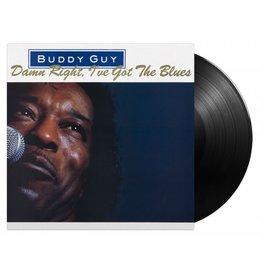 Music on Vinyl Guy, Buddy: Damn Right, I've Got the Blues LP