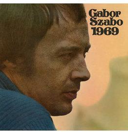 Modern Harmonic Szabo, Gabor: 1969 LP