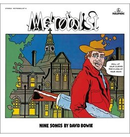 Parlophone Bowie, David:  Metrobolist (Aka The Man Who Sold the World) LP