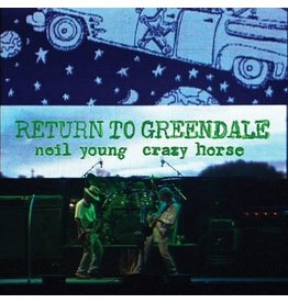 Reprise Young, Neil: Return to Greendale LP