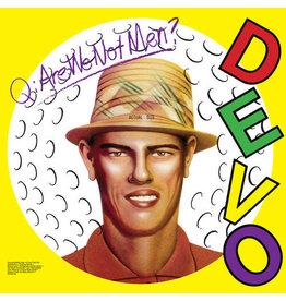 Rhino Devo: Q: Are We Not Men? A: We Are Devo! LP
