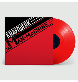 Parlophone Kraftwerk: Man Machine (Red vinyl) LP