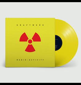 Parlophone Kraftwerk: Radioactivity (Yellow vinyl) LP