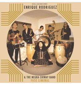 Soul Jazz Rodriguez, Enrique & The Negra Chiway Band: Fase Liminal LP