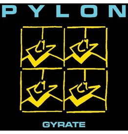 New West Pylon: Gyrate (Indie Teal) LP