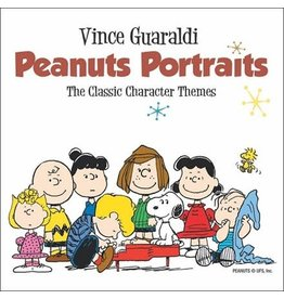 Craft Guaraldi, Vince Trio: Peanuts Portraits LP