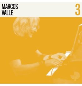 Jazz is Dead Valle, Marcos/Adrian Younge/Ali Shaheed Muhammad: Marcos Valle (Jazz Is Dead 3) LP