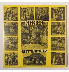 USED: Amanaz: Africa LP