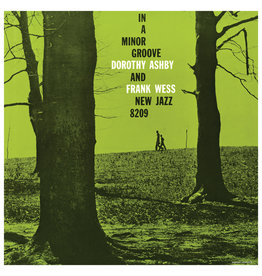 Real Gone Ashby, Dorothy & Frank Wess: In A Minor Groove LP