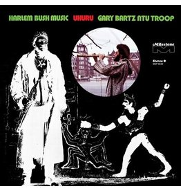 Concord Bartz, Gary NTU Troop: Harlem Bush Music - Uhuru LP