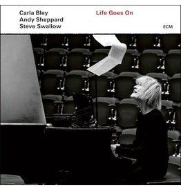 ECM Bley, Carla, Steve Swallow & Andy Sheppard: Life Goes On LP