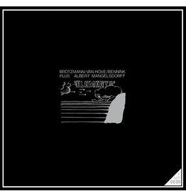 Cien Fuegos Brotzmann/Van Hove/Bennink + Mangelsdorff: Elements LP