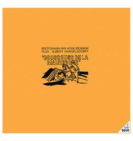Cien Fuegos Brotzmann/Van Hove/Bennink + Mangelsdorff: Couscouss de la Mauresque LP
