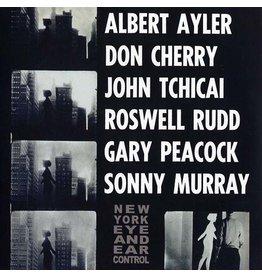 ESP Disk Ayler/Cherry/etc: New York Eye & Ear Control LP