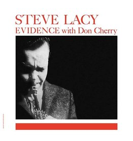 Modern Silence Lacy, Steve with Don Cherry: Evidence LP