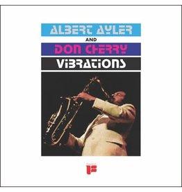 ORG Ayler, Albert & Don Cherry: Vibrations LP