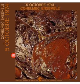 Souffle Continu Cohelmec Ensemble: 5 Octobre 1974 LP