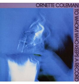 Superior Viaduct Coleman, Ornette: To Whom Keeps a Record LP