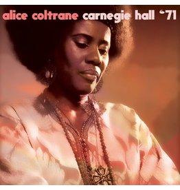 "Hi Hat Coltrane, Alice: Carnegie Hall '71 10"""