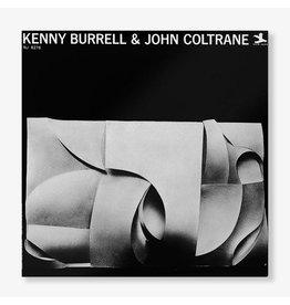 Original Jazz Classics Burrell, Kenny & John Coltrane: Kenny Burrell & John Coltrane LP