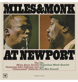 Legacy Davis, Miles: Miles & Monk (Mono) LP