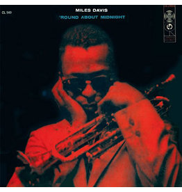 Speaker's Corner Davis, Miles Quintet: Round About Midnight LP