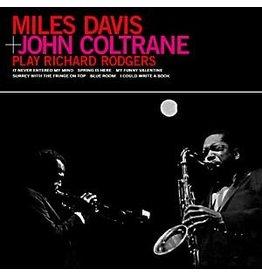 Down at Dawn Davis, Miles & John Coltrane: Play Richard Rodgers LP