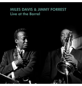 Down at Dawn Davis, Miles & Jimmy Forrest: Live At The Barrel LP
