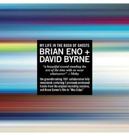 Nonesuch Eno, Brian/David Byrne: My Life in the Bush of Ghosts LP