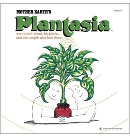 Sacred Bones Garson, Mort: Mother Earth's Plantasia LP