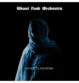 Karma Chief Ghost Funk Orchestra: An Ode To Escapism (indie exclusive-blue with black swirl vinyl) LP