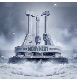 Sacred Bones Molchat Doma: Monument LP