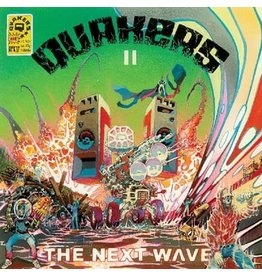 Stones Throw Quakers: II - The Next Wave LP