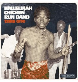 Analog Africa Hallelujah Chicken Run Band: Take One – Hallelujah LP