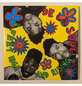 USED: De La Soul: 3 Feet High and Rising LP