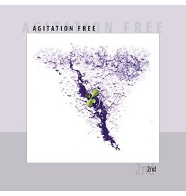 Made in Germany Agitation Free: 2nd LP