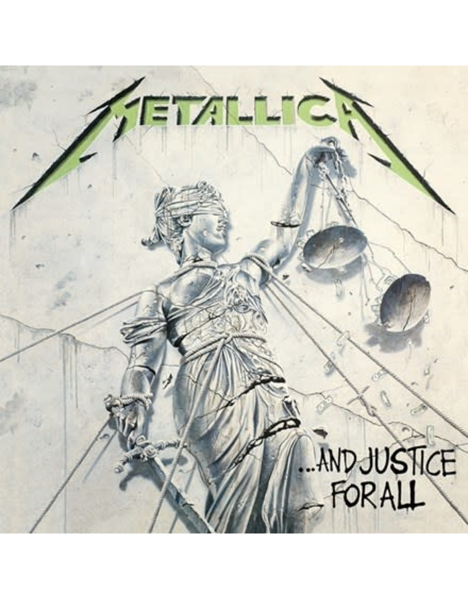 Warner Metallica: ...And Justice For All LP