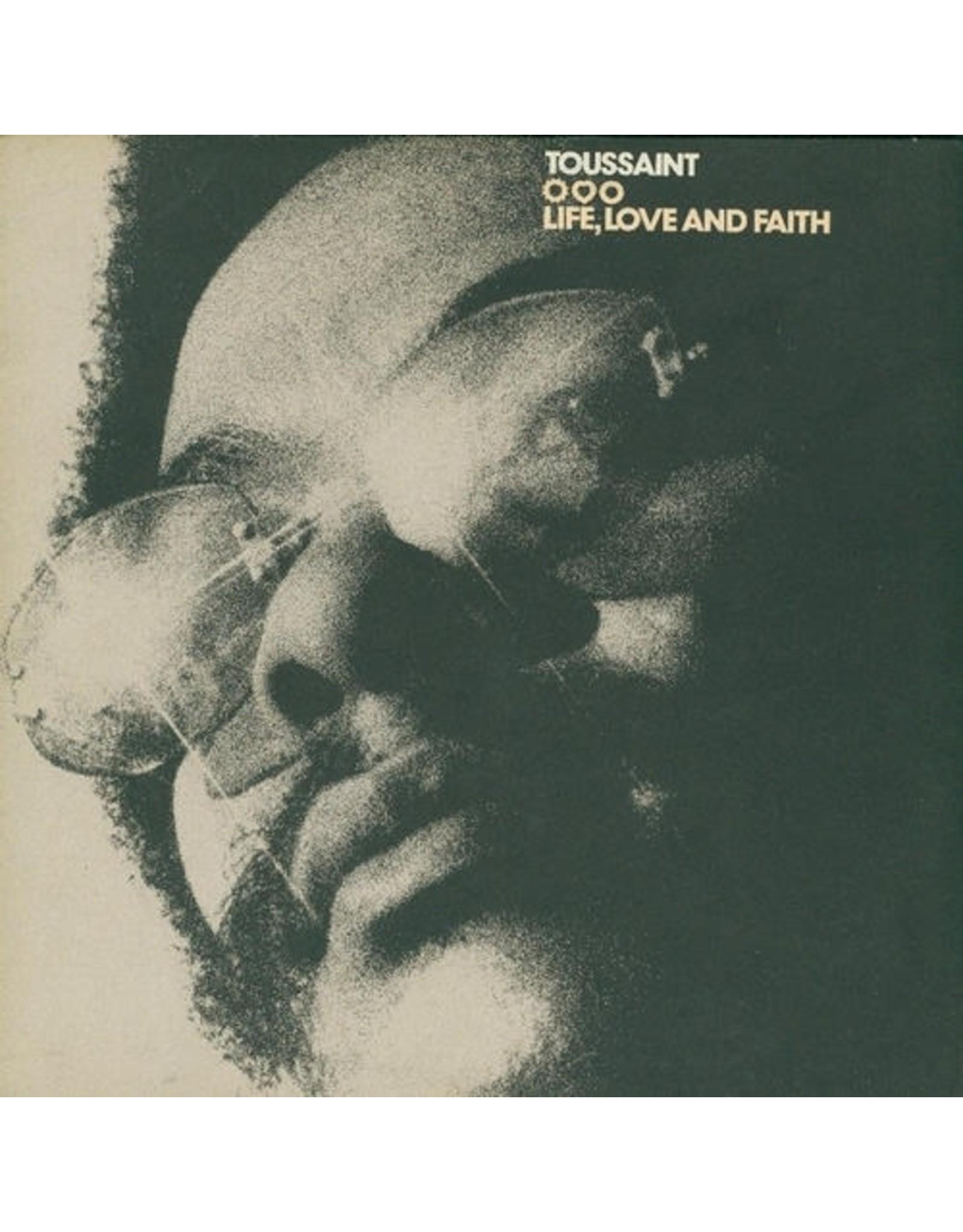 4 Men With Beards Toussaint, Allen: Life, Love (colored Vinyl) LP