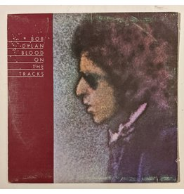 USED: Bob Dylan: Blood on the Tracks LP