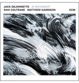 ECM DeJohnette, Jack/Ravi Coltrane/Matthew Garrison: In Movement LP