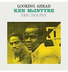 Down at Dawn McIntyre, Ken & Eric Dolphy: Looking Ahead LP