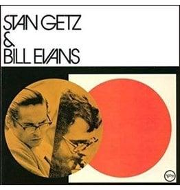 Verve Getz, Stan & Bill Evans: Stan Getz & Bill Evans LP